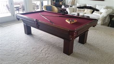 used pool tables for sale jacksonville florida