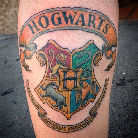 tattoo magic instagram 10 harry potter themed tattoos that are absolutely magical