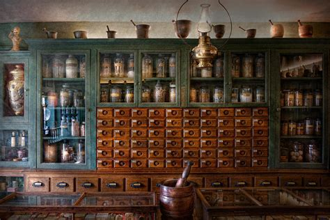 Best Kitchen Cabinet Colors pharmacy right behind the counter by mike savad