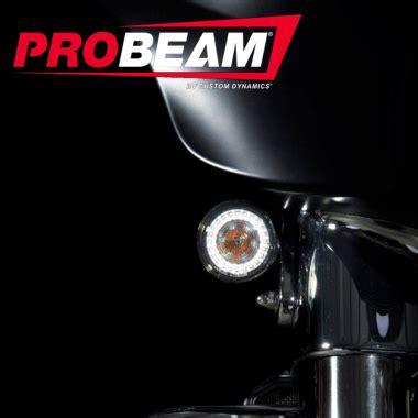 harley davidson motorcycle led lights by custom dynamics