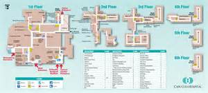 map hospital