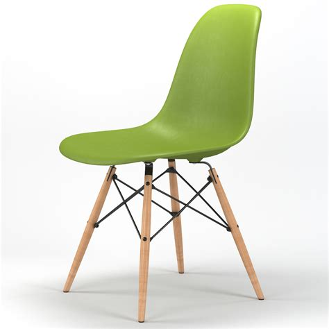green wood dining chairs armin wood leg dining side chair in green
