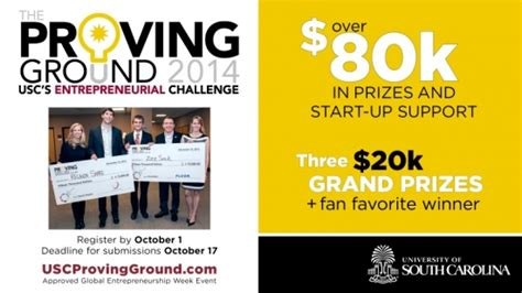 Usc Mba Apply by Apply For The Usc Proving Ground Competition Computer