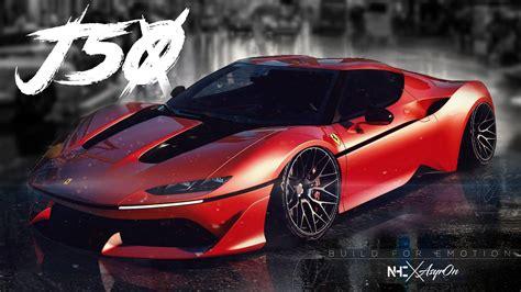ferrari j50 2017 ferrari j50 limited add on hq gta5 mods com