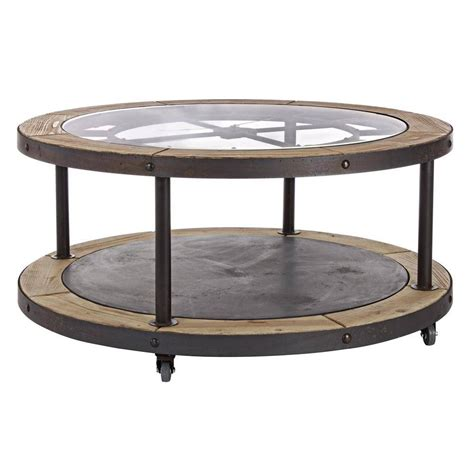 shaped coffee tables 30 best collection of clock coffee tables shaped