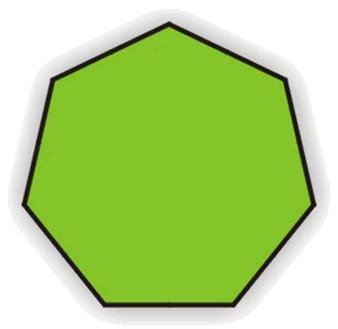 figuras geometricas de 7 lados figuras geometricas aprendiendo matematica poligonos