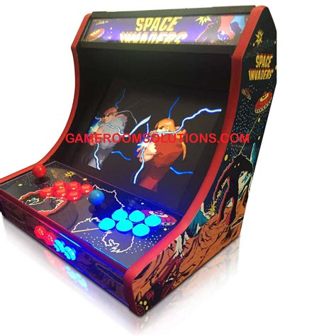 bar top arcade cabinet bartop arcade kit game room solutions