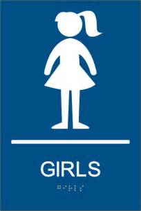boys and bathroom signs clipart best