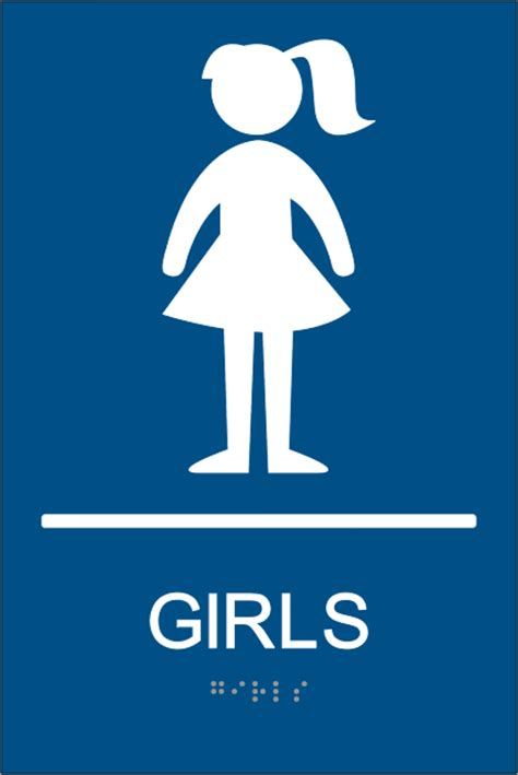 girl and boy bathroom signs boys and girls bathroom signs clipart best