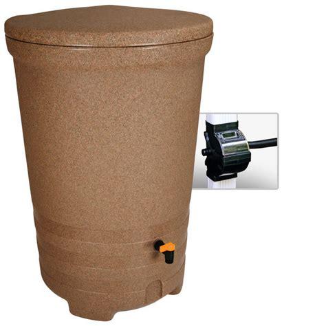 fiskars salsa rain barrel system  diverterpro review