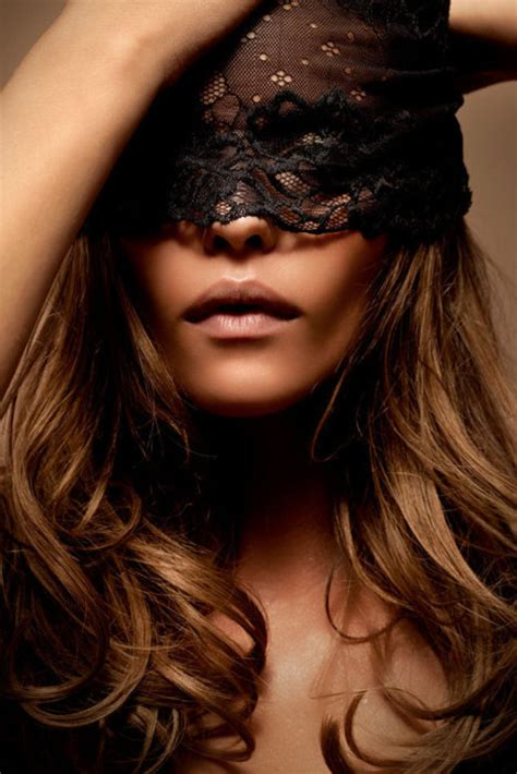 sensual colors fashion girl mask photography sexy image 181767 on
