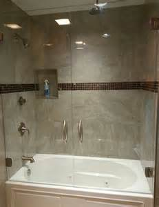 Corner Bath And Shower Combo shower door gallery superior shower door amp more inc