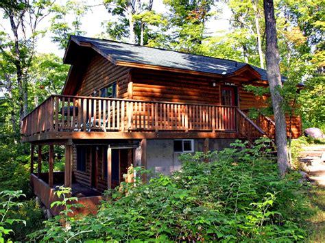 st joseph cottage rentals lovely lakefront log cottage on st joseph island ontario