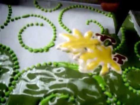 membuat bolu gulung kukus batik cara membuat bolu gulung batik kukus youtube