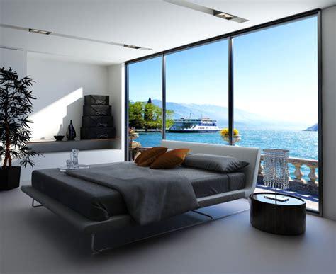 imagenes de dormitorios minimalistas dormitorio costero minimalista con tonos en blanco y negro