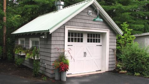 living in a garage everyone thought she was crazy to live in a garage the