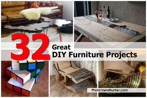 diy furniture projects 32 great diy furniture projects