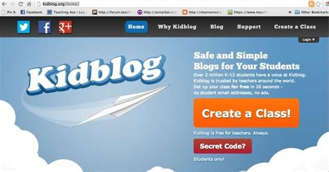 Parent Letter For Kidblog kidblog is a great way to teach how to write manage posts communicate well with
