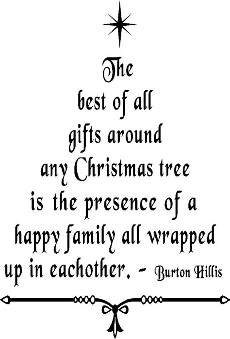 christmas wall quotes christmas tree vinyl wall art