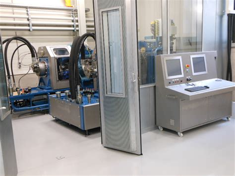 bench test software remanufacturing test bench hydraulic system software and controls