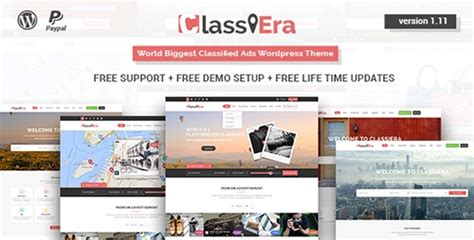 blogger templates for classified ads classiera v1 11 classified ads wordpress theme blogger
