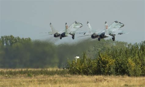 libro the bulgarian air force bulgaria us air forces commence joint air policing at defencetalk