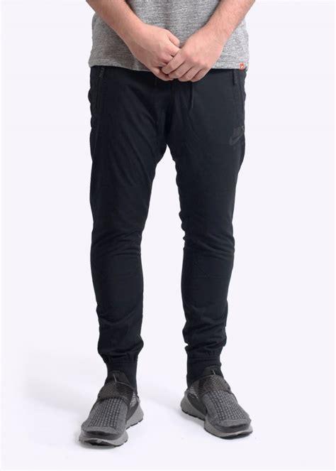 Nike Apparel nike apparel sportswear jogger black