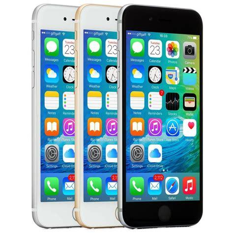 apple iphone 6 plus smartphone choose at t sprint unlocked t mobile or verizon ebay