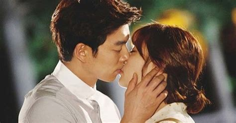 Film Korea Dengan Ciuman Hot | foto 13 adegan ciuman drama korea paling hot lee min
