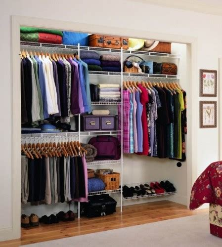 Master Bedroom Everything Closets Wire Shelving For Closets