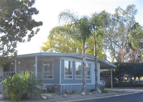 mobile home in senior mobile home park chino 38 000