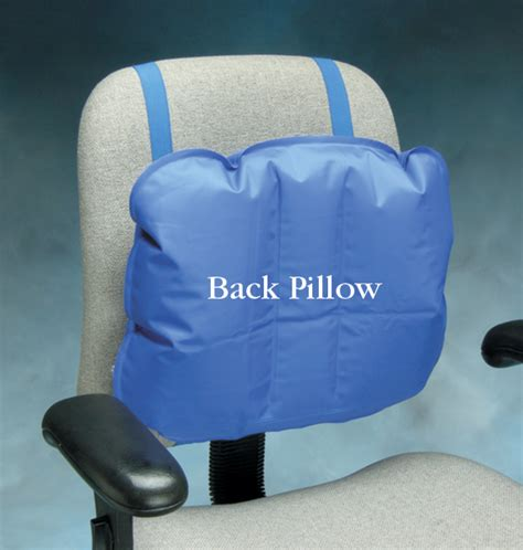 Medic Air Back Pillow by Medic Air Support Pillows Coast