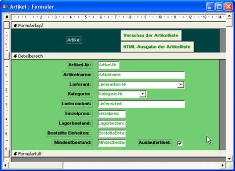 Access Design Vorlagen Access Datenbank Kostenlos Downloaden Vervoeging