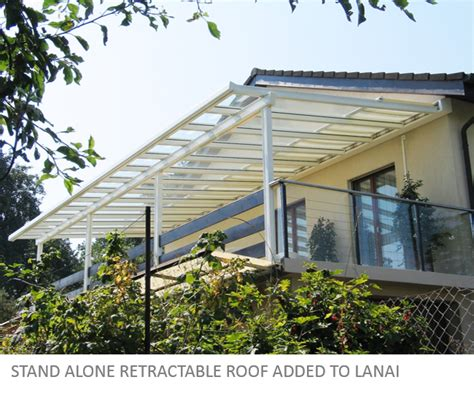 make your own retractable awning retractable awnings
