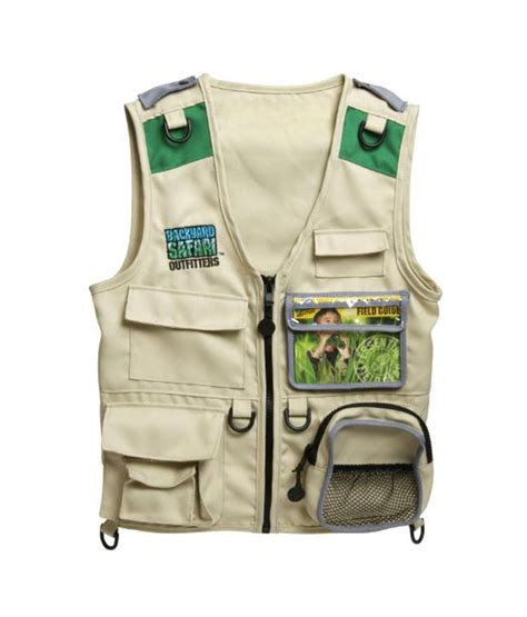 Backyard Safari Cargo Vest by Backyard Safari Cargo Vest Imported Toys Buy Backyard
