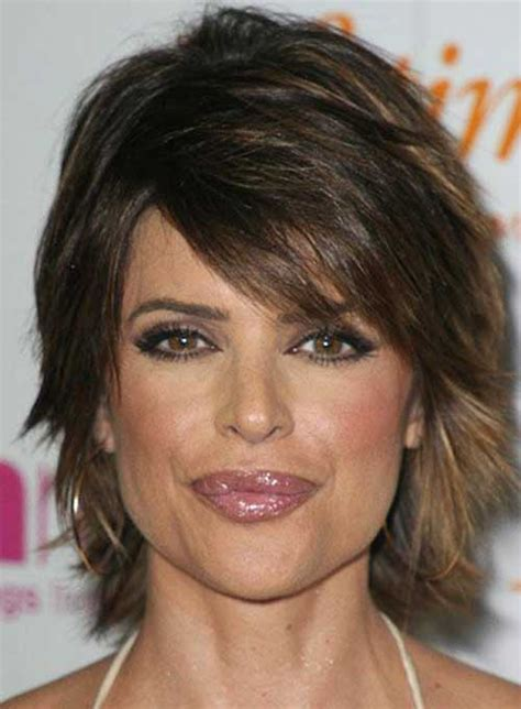 short hairstyles for square jawed women 20 lisa rinna haircuts hairstyles haircuts 2016 2017