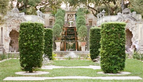 Wedding Planner In Miami by Miami Engagement Session At Villa Vizcaya Miami Wedding
