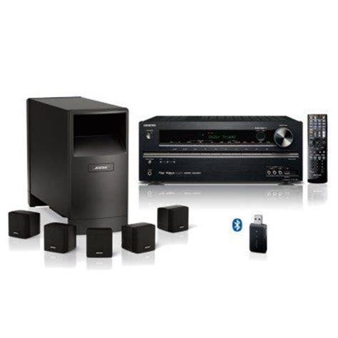 bose 5 1 home theater package bose acoustimass 6 iii