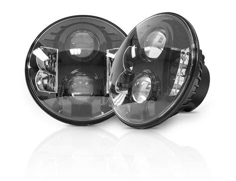 pro comp led lights pro comp 76402p explorer 7 quot led headl pair for 07 18