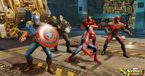 marvel strike forces latest update  pay  win mobile