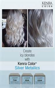 kenra color kenra color silver metallics brown hairs