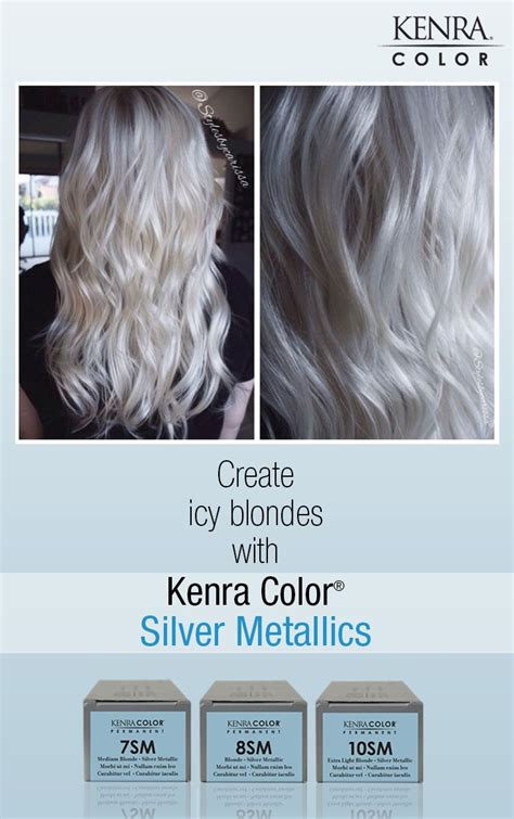 kenra color work by carissa she used kenra color lightener