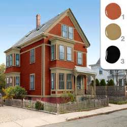 exterior house color schemes picking the exterior paint colors patriot
