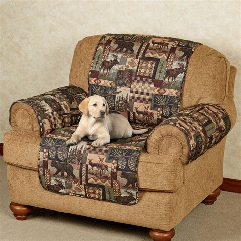microfiber couch covers in washing machine lodge quilted microfiber pet furniture covers