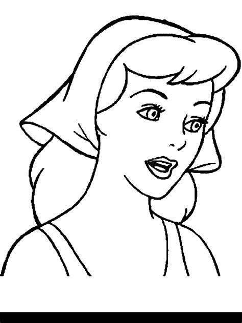 disney coloring pages for preschoolers coloring pages disney princesses cinderella for