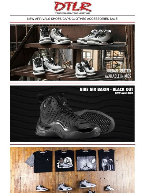 downtown locker room locations dtlr town locker room release alert air 3 retro and nike air bakin at dtlr