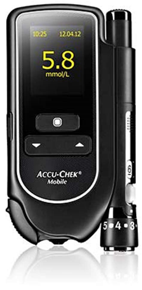 Update Accu Mobil accu chek mobile glucose tests therapeutic goods