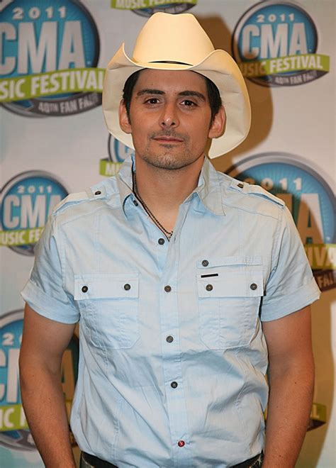 bead paisley brad paisley picture 35 cma festival press conference