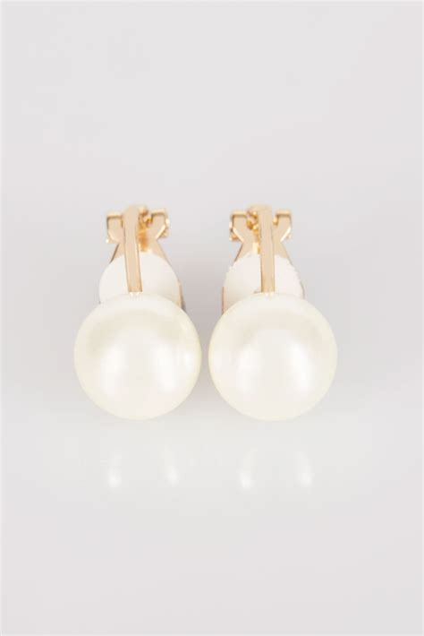 Find S Names By Address Uk Gold Pearl Clip On Earrings