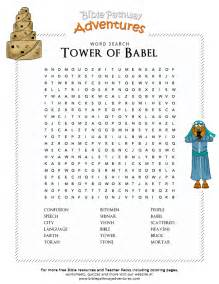 bible word search tower of babel free download